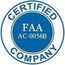 FAA 0056 B Accredited
